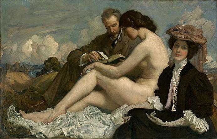 The Sonnet, 1907
